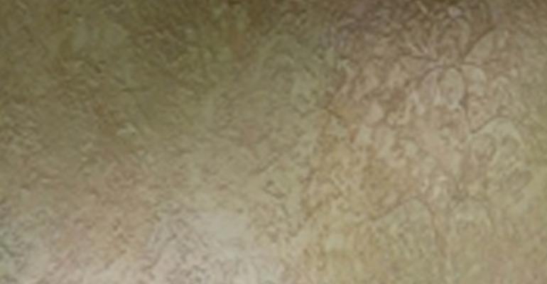 仿古立体溶色+镂印