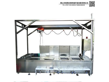 【工业超声波清洗机】工业清洗可以按照哪些方式分类?