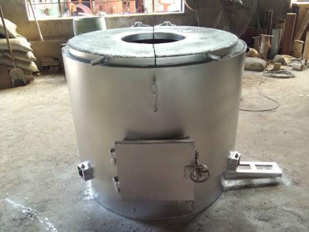 焦炭熔铝炉