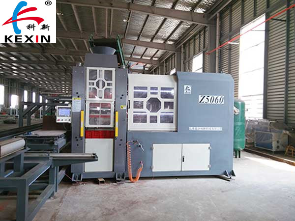 Z5060铸造造型机