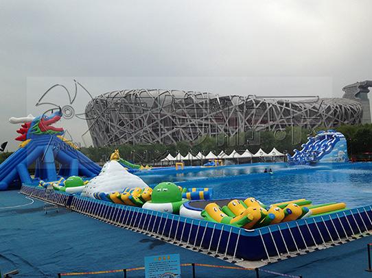 北京鸟巢奥林匹克水上乐园