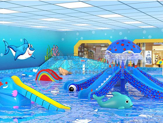 水上游乐设施