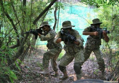 廣州CS野戰