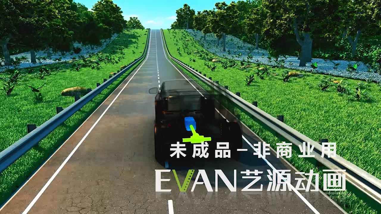 宁波新能源电机三维动画-艺源动画制作|工业应用-徐州艺源动画制作有限公司