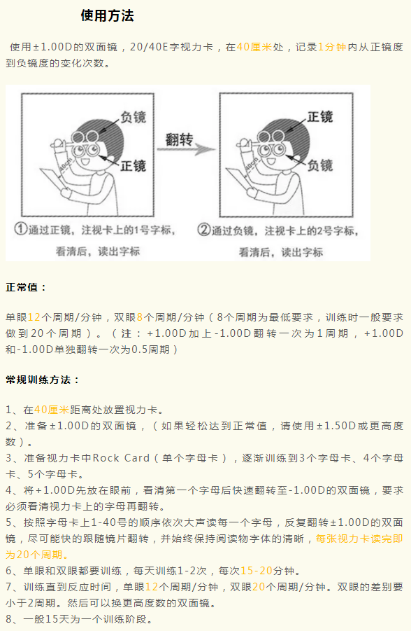 眼维视可调瞳距双面镜(反转拍)使用方法