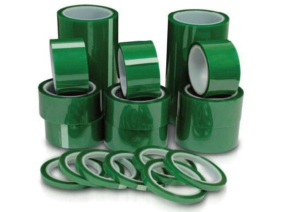 绿色高温胶纸