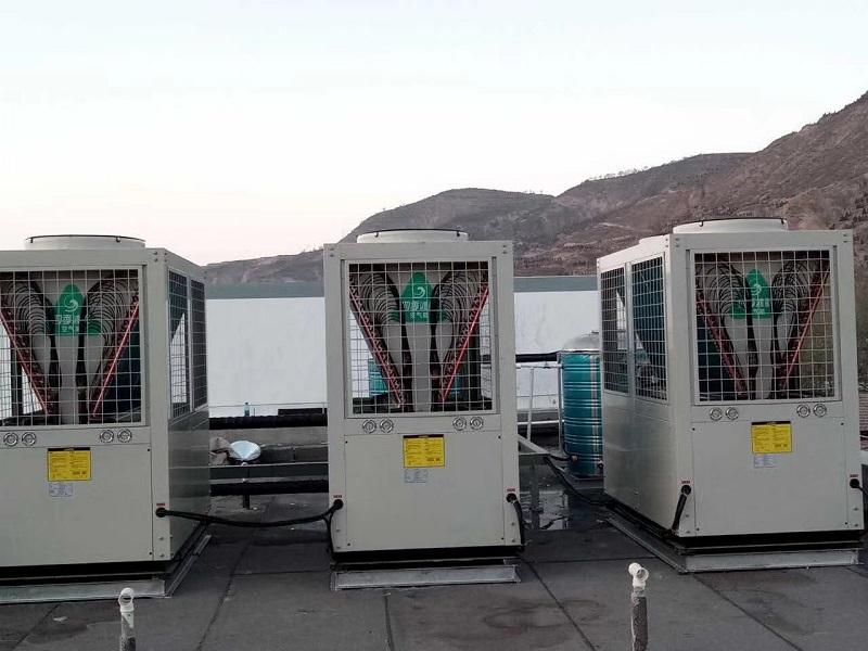 中国邮政定西分公司1500平米超低温空气能采暖工程.jpg