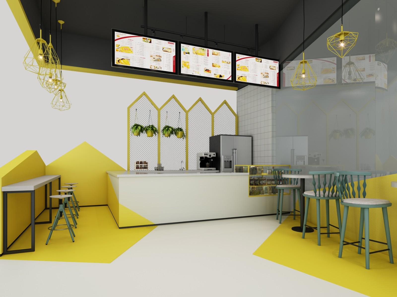 艾斯淇冰激凌|艾斯淇冰激凌-威海山舍裝飾設計有限公司