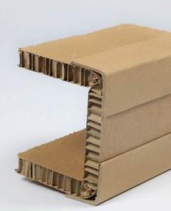 蜂窩紙板護角在電子電器配件等產品紙箱里作為內襯的保護作用|蜂窩紙制品介紹-新鄉市新天包裝材料有限公司
