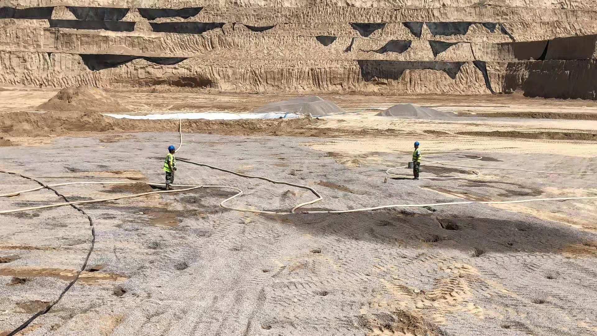 蘭州萬科時代之光項目|SDDC工法旋挖引孔、沖擊成樁-陜西巖泰基礎工程有限公司