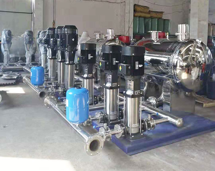 無負壓成套供水設備|成套給水設備-上海AG娛樂手機版下載泵業製造有限公司