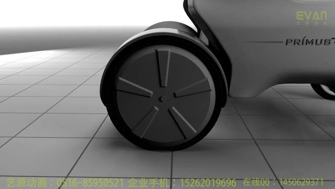 三维产品动画制作