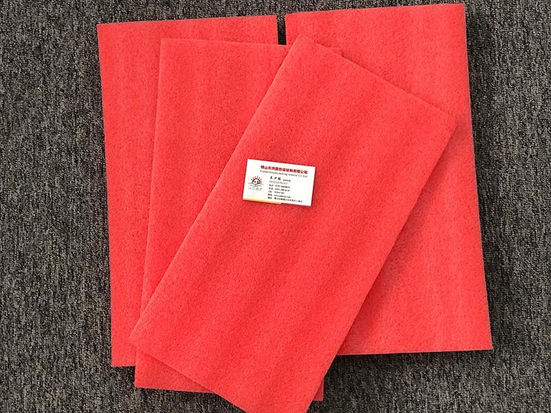 红色珍珠棉片 EPE珍珠棉板 珍珠棉厂家|EPE珍珠棉板材-佛山市鸿辰包装材料有限公司