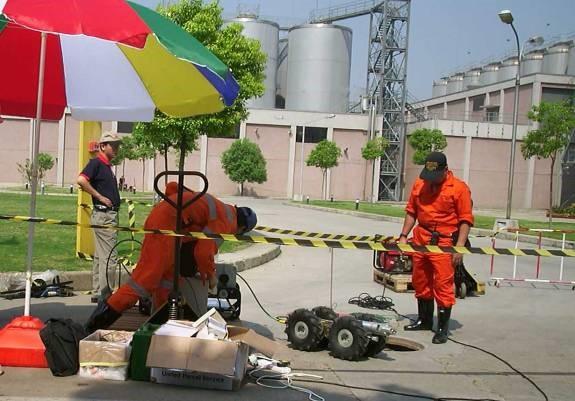 CCTV检测机器人