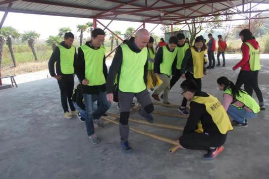 西班牙艾斯坦企业第五期团建营顺利开展|经典案例-无锡团建管理咨询有限公司