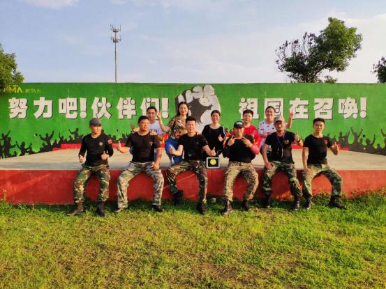 2018大众房产销售精英军事训练营在马山顺利开展|经典案例-无锡团建管理咨询有限公司