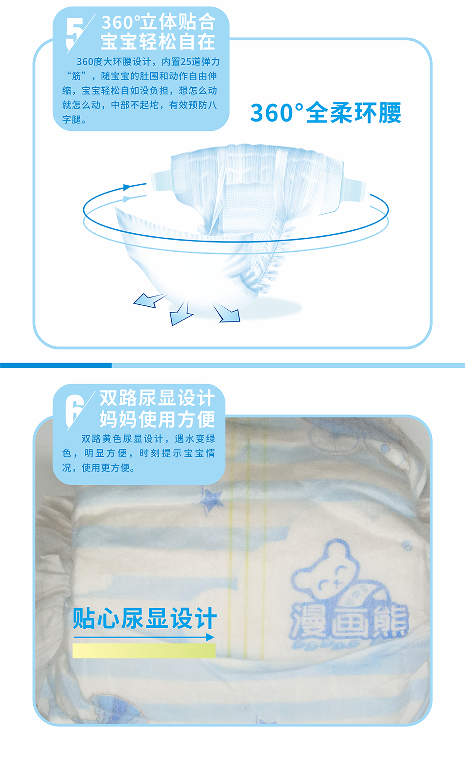 漫画熊婴儿纸尿裤|漫画熊-佛山市誉润卫生用品有限公司