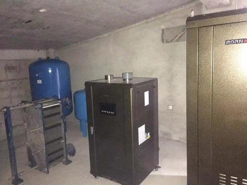 張家口市姚家房商住房安裝360KW模塊爐1臺?95KW商務爐1臺反饋圖|模塊爐-大連渤爾科技有限公司