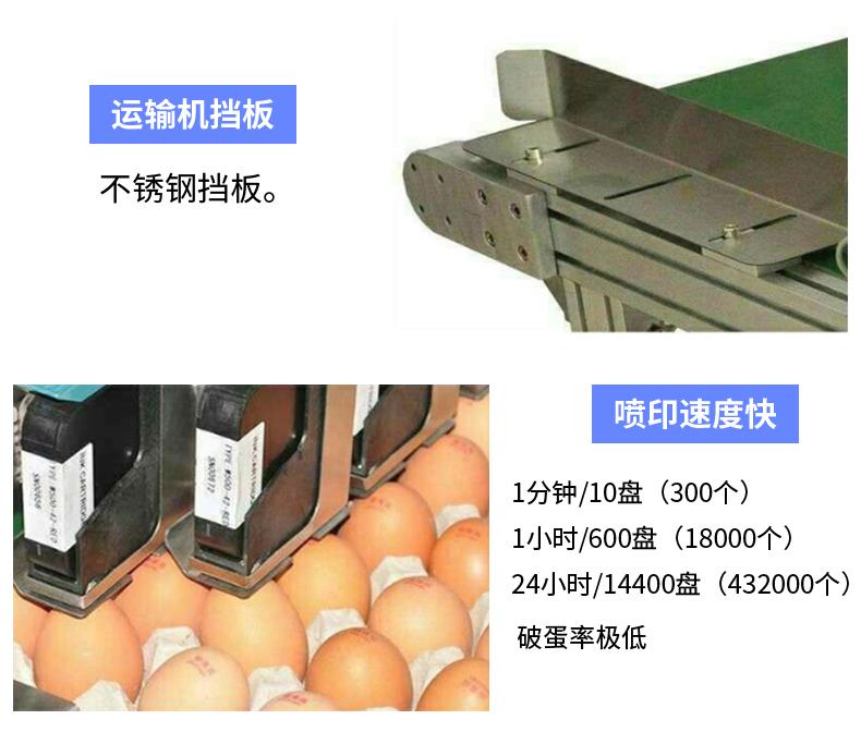 鸡蛋专用喷码机|大小字符喷码机-吉林省荣速科技有限公司