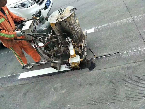 道路熱熔機器