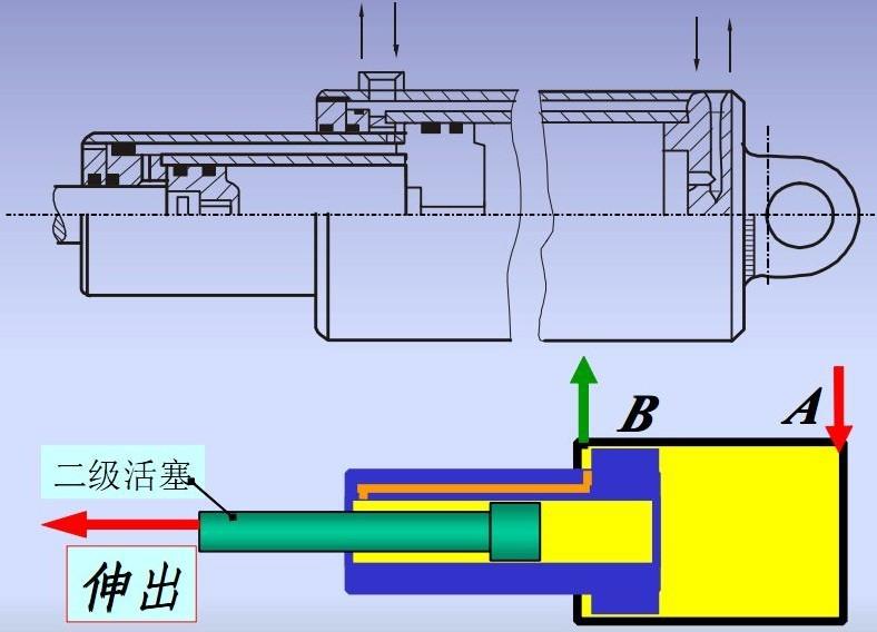 炮炮下载安装伸缩式液压缸 升降平台油缸-山东世盟【工程】机械有限【公司】