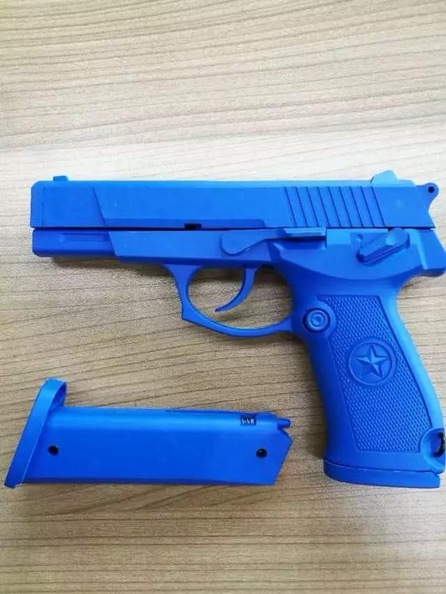 蓝星92训练 枪|警察训练装备-西安优盾警用装备有限公司