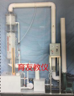 数据采集填料塔气体吸收实验设备.png