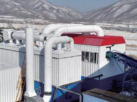 洗煤设备发展