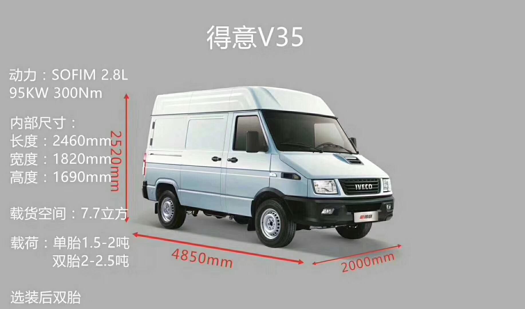 购 依 维 柯 A35,V35最高优惠12000元|汽车快讯-盘锦远翔汽车销售有限公司
