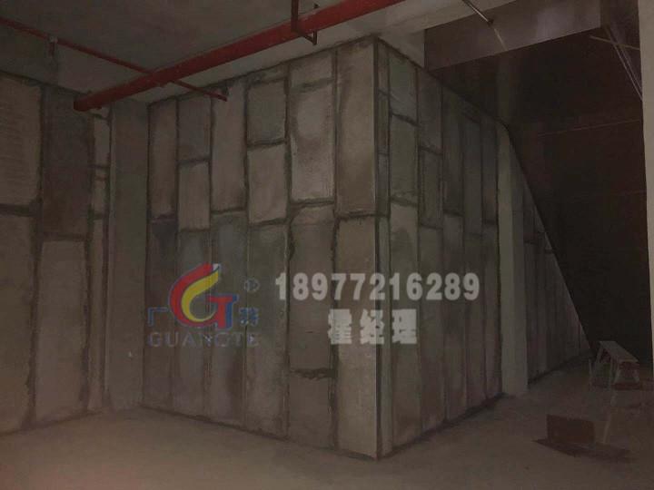 柳州市宜居謦苑轻质隔墙板工程案例|工程案例-柳城县和康建材厂