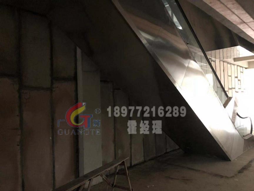 柳州市宜居謦苑轻质隔墙板工程案例 工程案例-柳城县和康建材厂