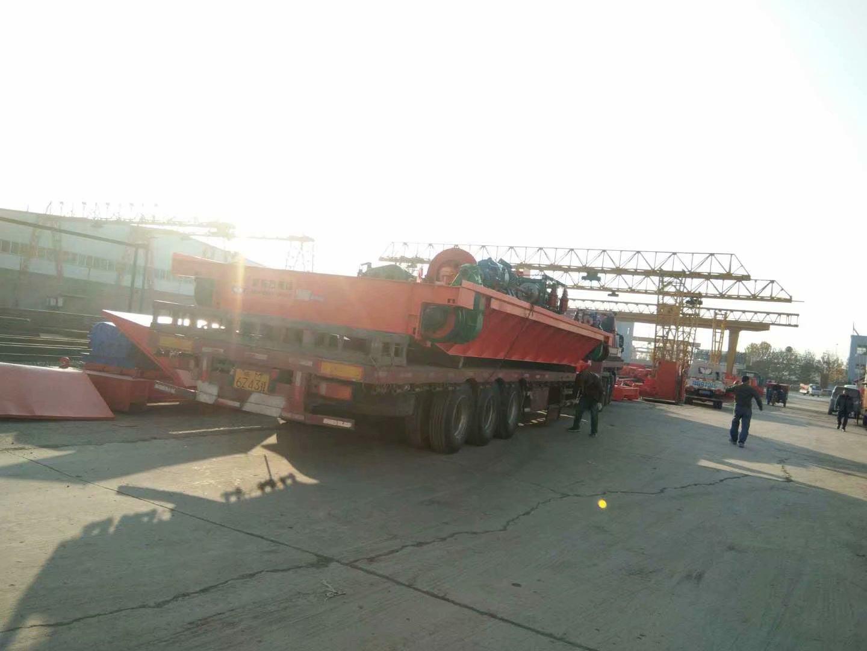 新东方40m180t架桥机,180吨运梁车|发货新闻-河南省新东方起重机集团