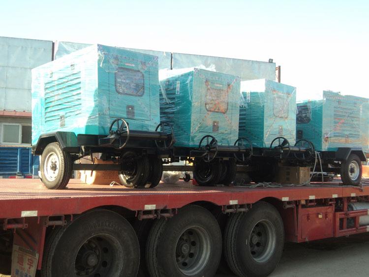 柴油发电机组移动电站 潍坊奔马动力设备有限公司移动电站-潍坊奔马动力设备有限公司