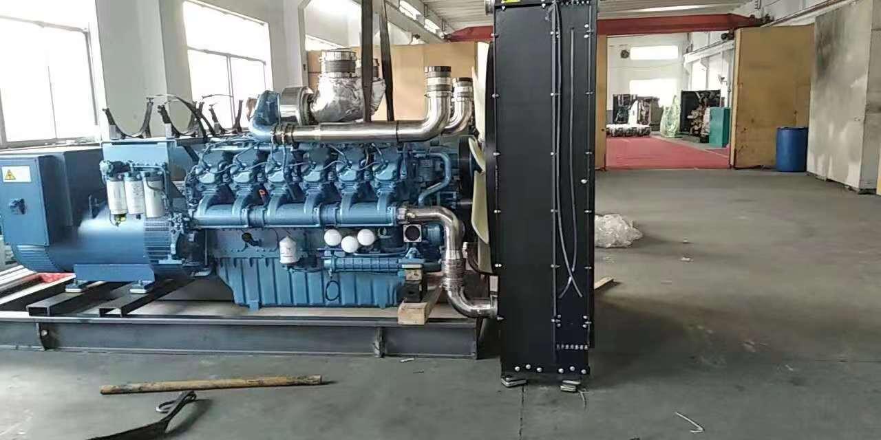 潍柴柴油发电机组