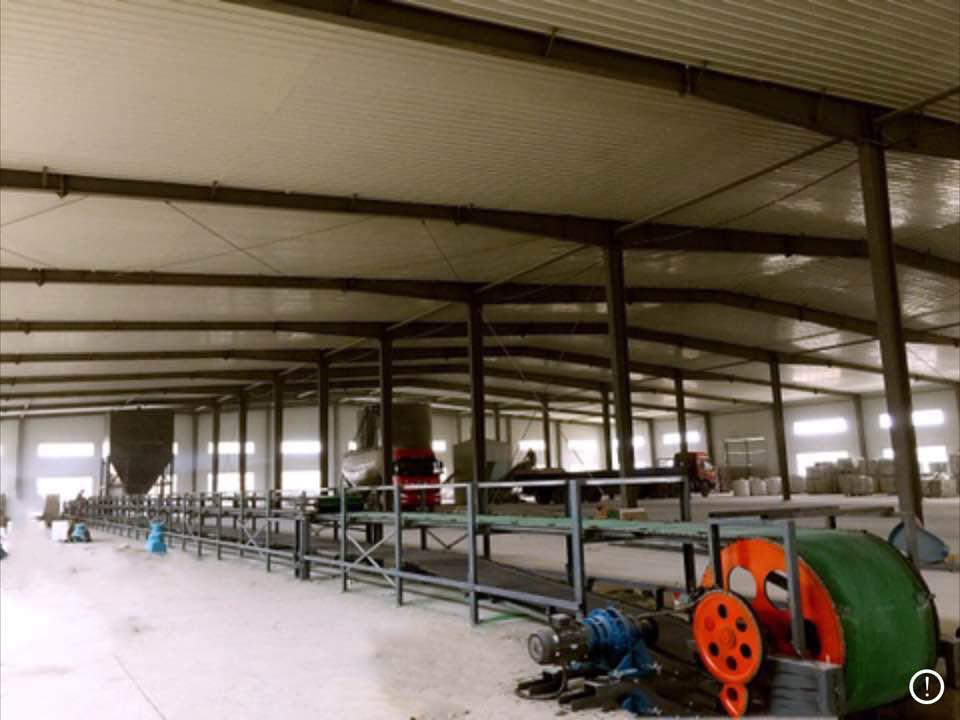 石膏天花板機械設備