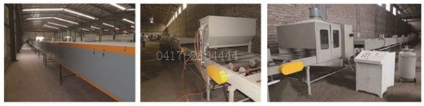 彩石金属屋面瓦制造机