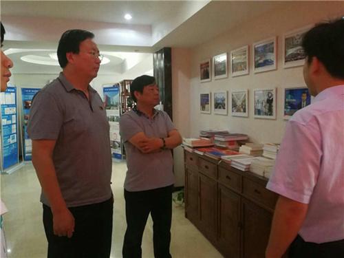 宁怀远与华泰智业董事长参访国声智库|丝路文化-丝路传媒网