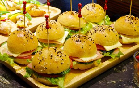 西式冷餐會 西式冷餐會-北京十分餐飲管理有限公司
