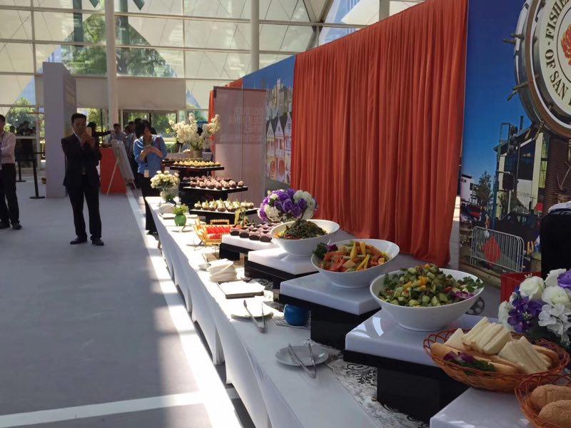 西式冷餐|冷餐菜品-北京十分餐飲管理有限公司