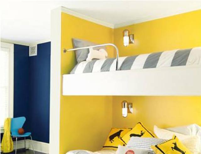 墙面涂料颜色怎么选