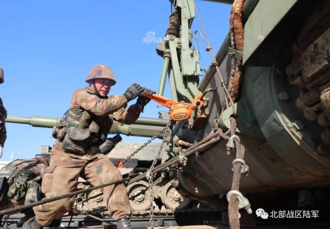 让草原为之战栗!我英模部队挺进科尔沁猛打05式155大炮|新闻资讯-山东鼎航模型有限公司