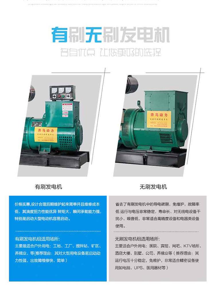 100KW发电机组