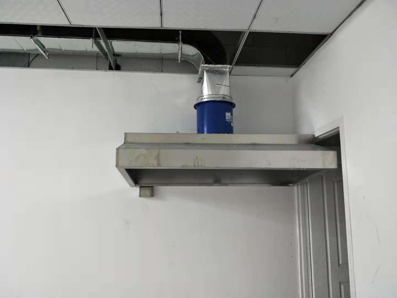 不锈钢油烟罩|不锈钢油烟罩-宁波劲瑞环保科技有限公司