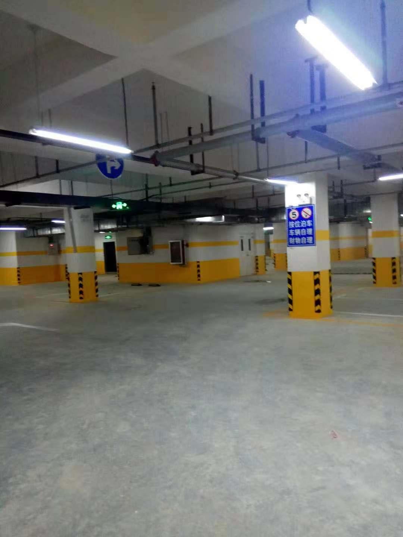 地下停車場施工案例