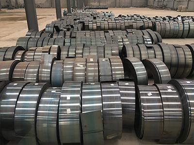 山东钢带厂家,热处理黑皮钢带哪里好