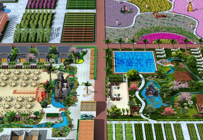 田园综合体建设