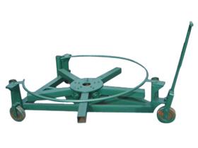 钢板仓设备开卷机