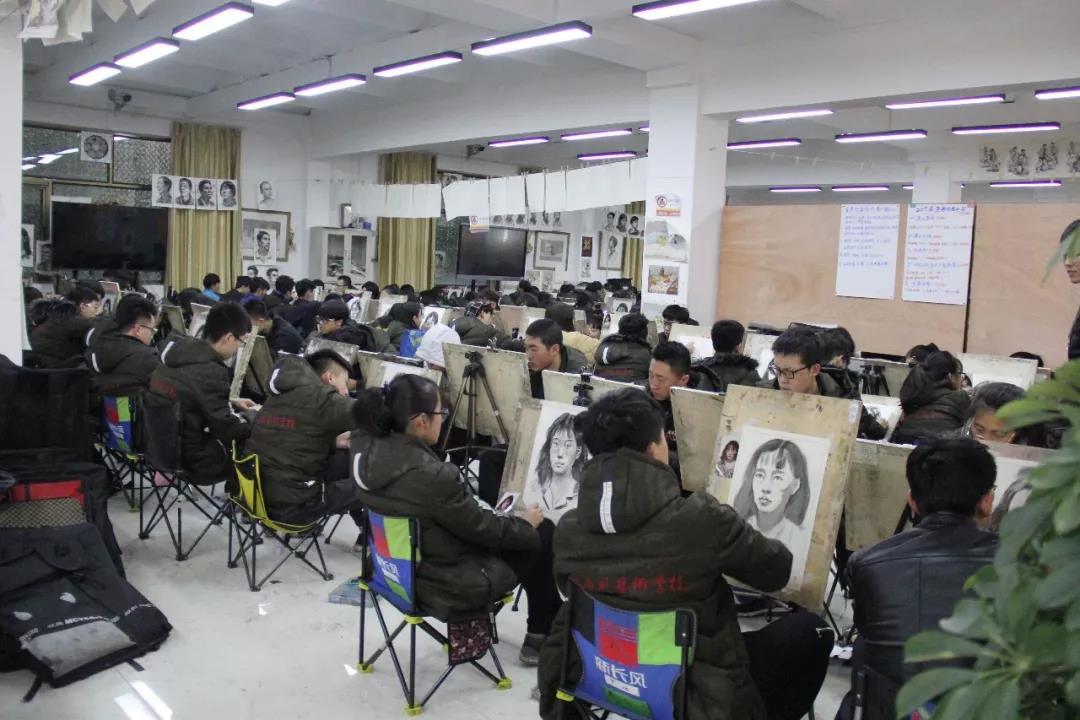 兰州美术培训