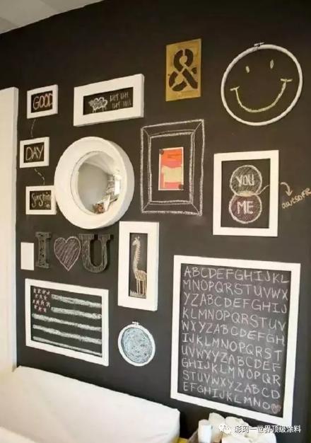 黑板漆如何施工