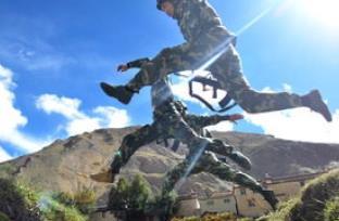 无锡军事训练